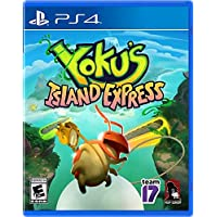 Yokus Island Express for PlayStation 4 by UI ENTERTAINMENT