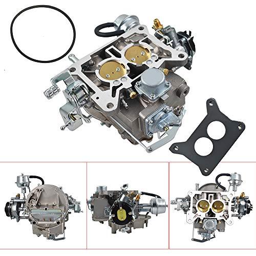 labwork_part 2-Barrel Carburetor Carb 2100 for Ford 289 302 351 Cu Jeep 360 Engine 1964-78