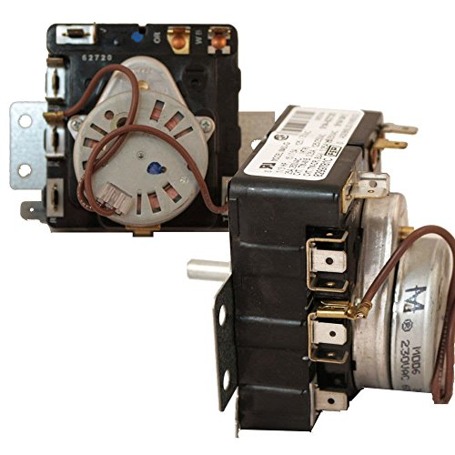Roper W8299781 Dryer Timer Genuine Original Equipment Manufacturer (OEM) part for Roper, Estate, Crosley, Whirlpool, Admiral, Amana, Maytag, Kirkland, Magic Chef, & Inglis