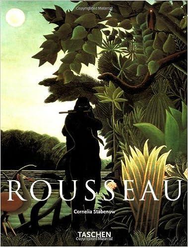 Rousseau (Basic Art) by Cornelia Stabenow (2001-03-15)