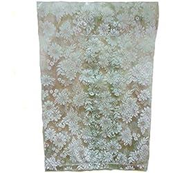 "Small 50 Pcs. Lin NaDa Treat Goody Plastic Bag 8""Wx12 ""Hx4"" Deep With Die Cut Handle (Daisy)"