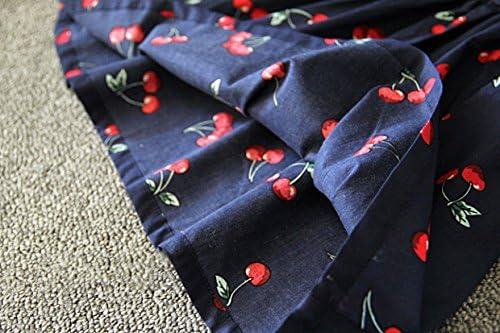 Cotton Whisper Peek A Boo Baby Girls Sleeveless Dress Navy 12-36 Months