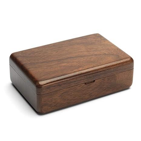 Jewelry Box Cajas Organizadores y Cajas para Joyas Caja de Almacenamiento portátil portátil Joyero de Madera