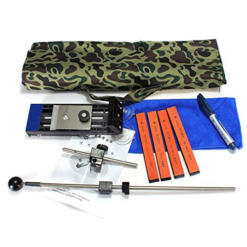 LYEJM Knife Sharpener With Knife Sharpening Stones Blade Sharpening Tools LYEJM by LYEJM (Image #6)