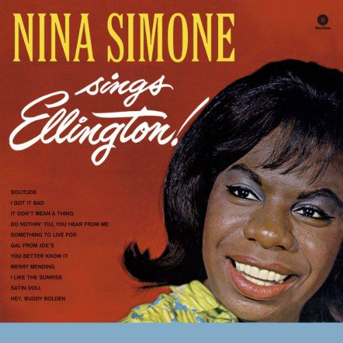 Vinilo : Nina Simone - Sings Ellington (180 Gram Vinyl)