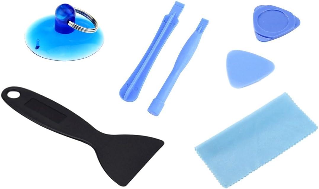 Plastic Disassemble Repair Tool Kit Repair Kits Deluxe Cell Phone Repair Tool Kits JF-8131 Multifunction 19 in 1 Metal