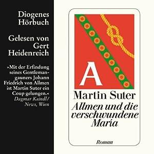 Allmen und die verschwundene María (Allmen 4) Audiobook