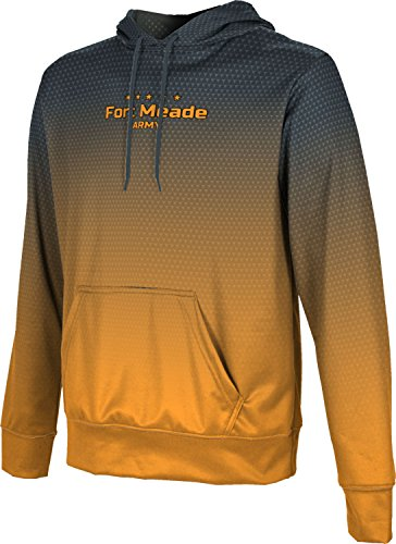 Price comparison product image ProSphere Men's Fort Meade Military Zoom Hoodie Sweatshirt (Apparel) (Small)