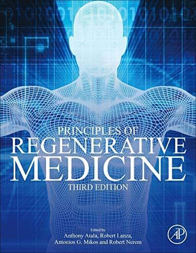 Principles of Regenerative Medicine