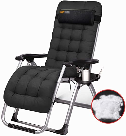 XUENUO Tumbona Plegable, sillas para Cuatro Estaciones, sillas ...