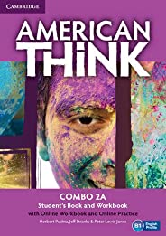 American Think 2 - Combo a With Online Workbook and Online Practice