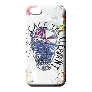 MMZ DIY PHONE CASEipod touch 4 Ultra Tpye For phone Fashion Design cell phone covers cage the elephant