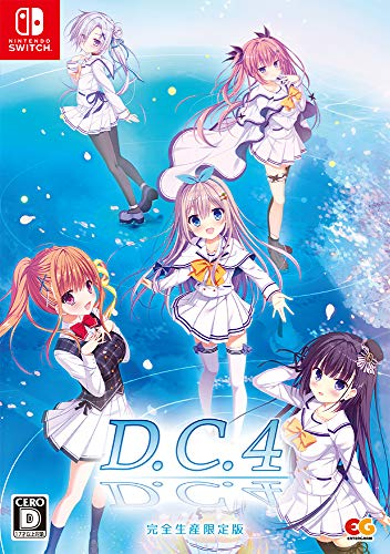 D.C.4 ~ダ・カーポ4~ [完全生産限定版]