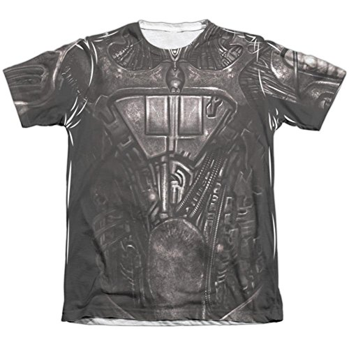 Star Trek- Borg Costume Tee T-Shirt Size L - Borg Costume Star Trek