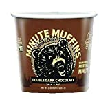Kodiak Cakes Minute Muffins Double Dark Chocolate (2-Containers)