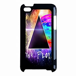 Colorful Pink Floyd Phone Case For Ipod Touch 4th Generation Pink Floyd Pattern Case