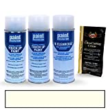PAINTSCRATCH White Diamond Pri Metallic Tri-Coat 98/WA800J/GBN for 2013 Cadillac Escalade - Touch Up Paint Spray Can Kit - Original Factory OEM Automotive Paint - Color Match Guaranteed