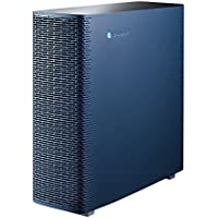 Blueair Sense+ Air Purifier, HEPASilent Technology Particle and Odor Remover, Midnight Blue