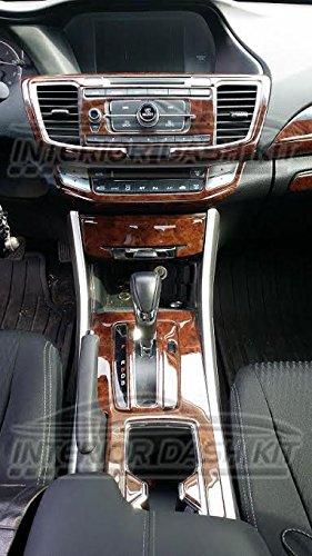 Honda Accord 4 Door Sedan Interior Burl Wood Dash Trim Kit