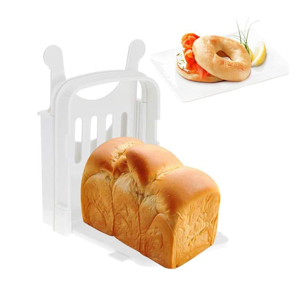 DDSKY - Máquina de cortar pan plegable de seda con 5 grosores ...
