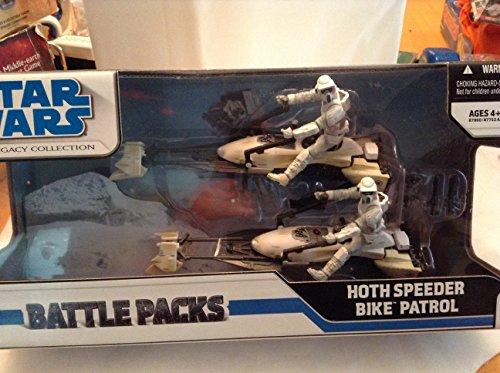 Star Wars: The Clone Wars Hoth Speeder Bike