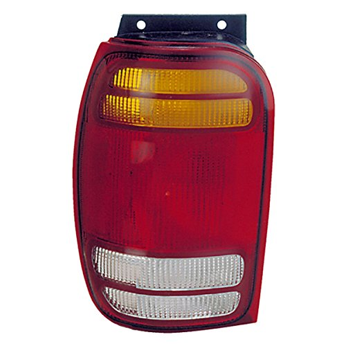 OE Replacement Ford Explorer/Mercury Mountaineer Driver Side Taillight Assembly (Partslink Number FO2800120) ()