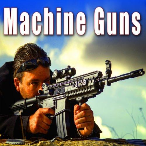 10 Round Burst from M3 Grease Gun, .45 Acp Submachine Gun