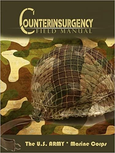 Book The U.S. Army/Marine Corps Counterinsurgency Field Manual