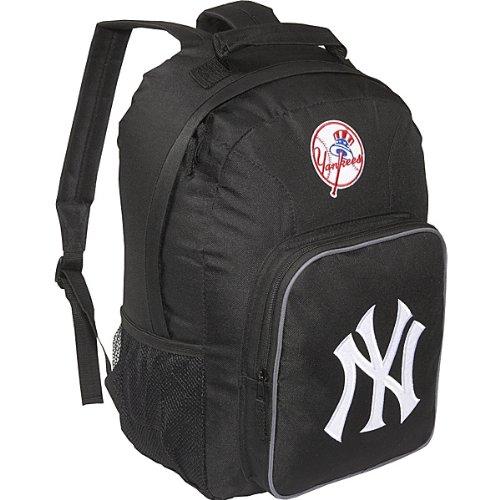 MLB Baseball New York Yankees Backpack Full Size Large, Bags Central