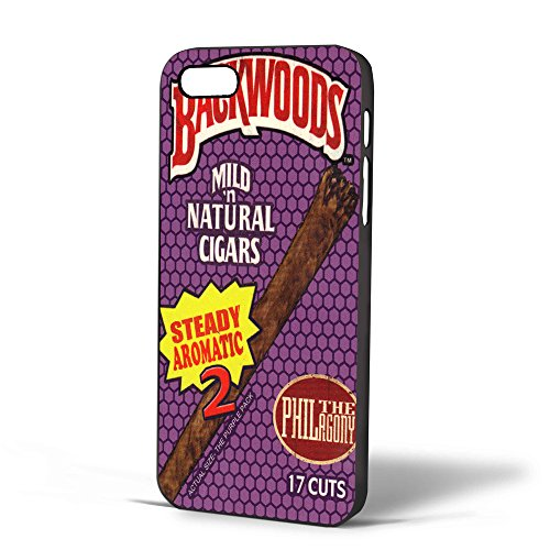 Backwoods Only For Iphone Case (iPhone 6/6S black) ()