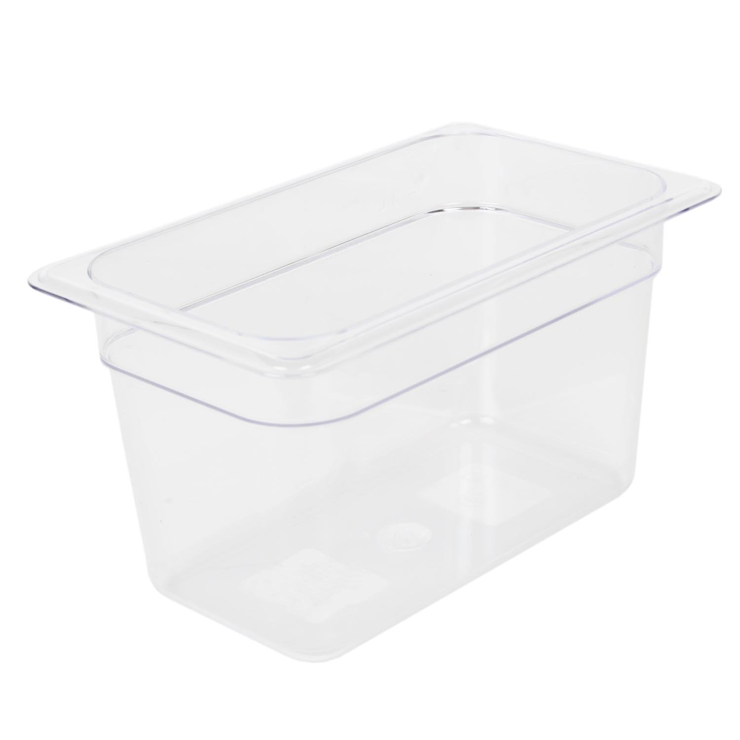 Excellante 849851007208 Deep Polycarbonate Food Pan, 6
