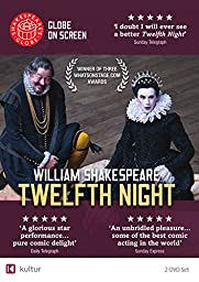 Twelfth Night - Shakespeare\'s Globe Theatre On Screen (2 DVD Set)