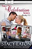 The Celebration Series: Part 1 The Celebration Series is a 13-book series that celebrates friends, family, love and holidays in the fictional town of Celebration PA.Part 1 includes: Tangled in Tinsel, Tears to Cheers, Rainbows bring Riches, Heathens ...