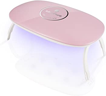 MiroPure LED UV 6W Nail Dryer Curing Gel