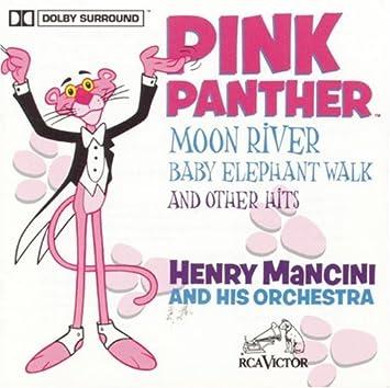 Music Clip Art Pink Panther