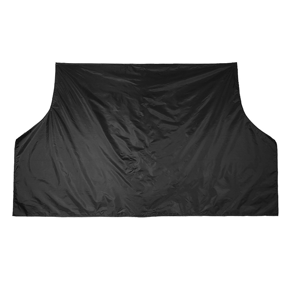 Qiilu QL01821 New Universal Car Windshield Cover Polyester Auto Window Snow Ice Protector Truck SUV