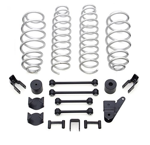 ReadyLift 69-6200 2.5'' Coil Spring Lift Kit (For JK Jeep)