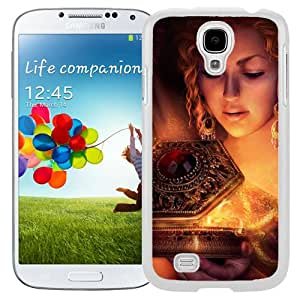 Beautiful And Unique Designed With Girl Casket Magic (2) For Samsung Galaxy S4 I9500 i337 M919 i545 r970 l720 Phone Case