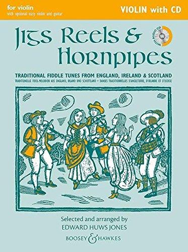 Jigs, Reels & Hornpipes, Violin