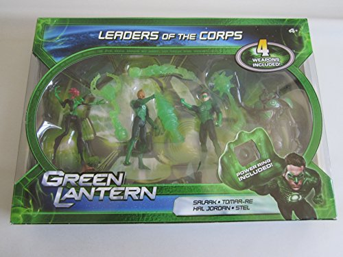 Lantern Action Figure Leaders TomarRe