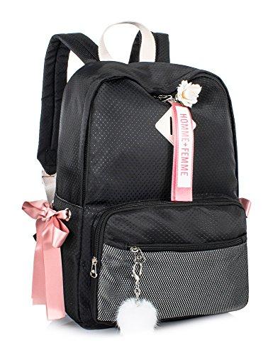 Leaper Fashion Backpack College Shoulder