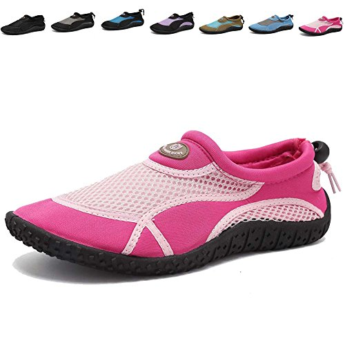 CIOR-Men-and-Women-Aqua-Shoes-Quick-Drying-Water-Sports-Shoes-for-Beach-Pool-Boating-Swim-Surf