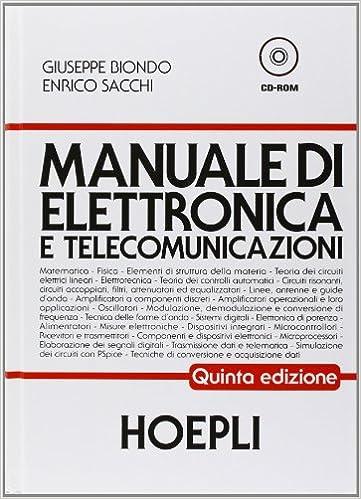 Manuale Elettronica Hoepli Pdf