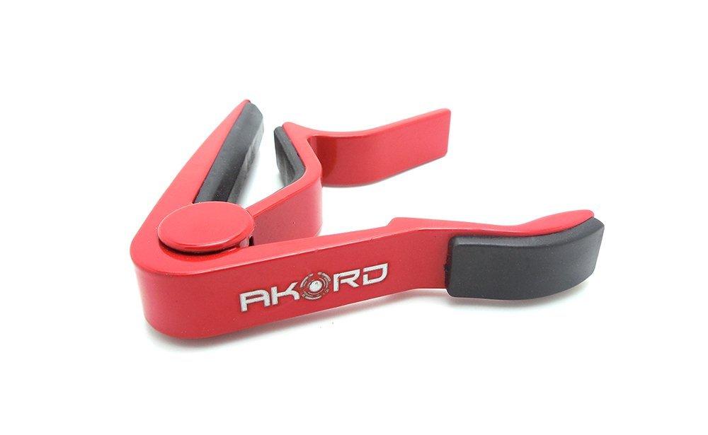 Capodastre guitare standard Akord Standard Red