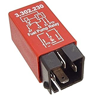 Amazon com: Fuel pump 3858261 relay for Volvo Penta RO