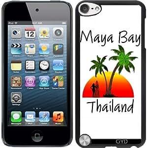 Funda para Ipod Touch 5 - Maya Bay Tailandia by loki1982