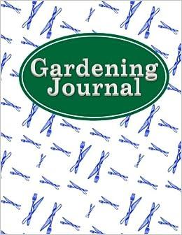 Gardening Journal Garden Design Journal Gardening Notebook