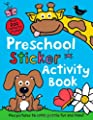 Preschool Sticker Activity Book from Priddy Books