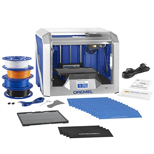 Dremel DigiLab 3D40-EDU Version with 30 Standards-Based Lesson Plans, Professional Development, and Extra Filament by Dremel