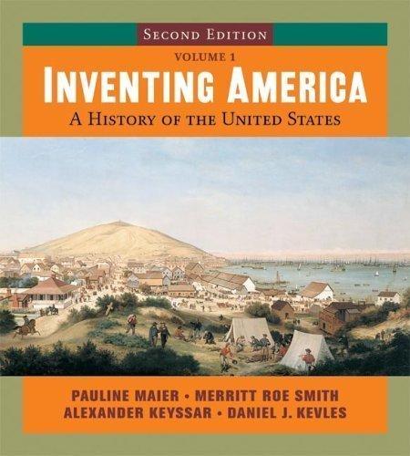 inventing america maier - 3